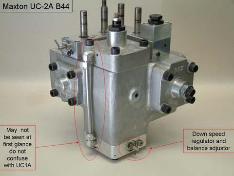 Maxton UC-2A B44