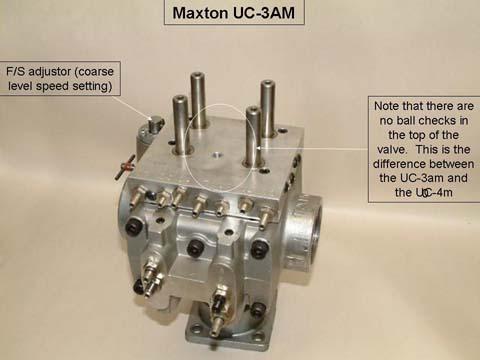 Maxton UC-3AM