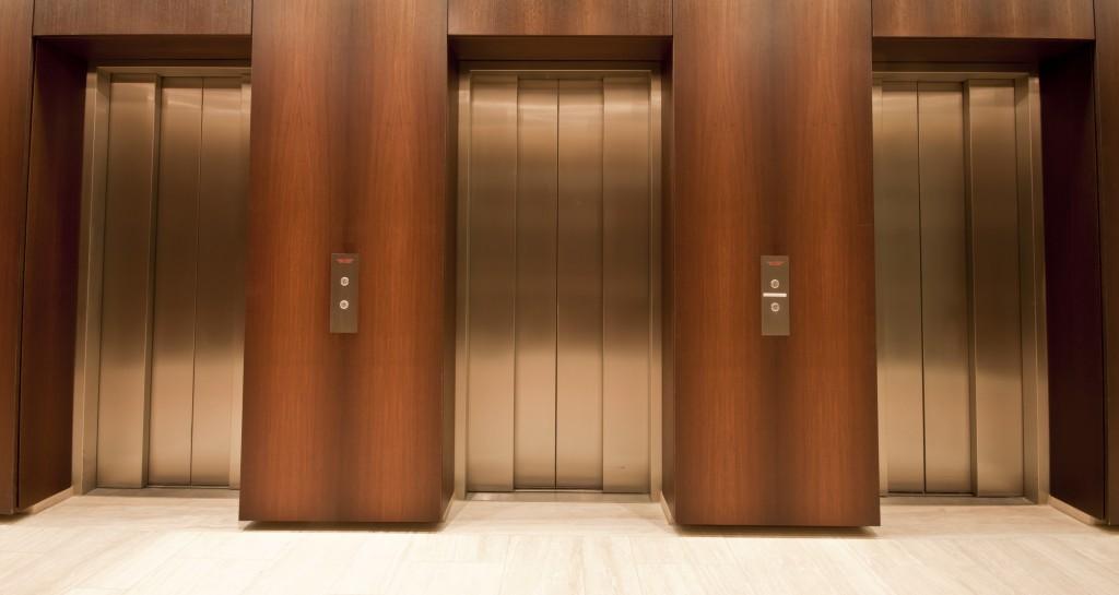 Aufzge geschlossen Lift  Matthias Buehner